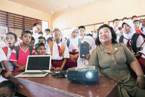 P1070149 Filmvisning i skolan 1500
